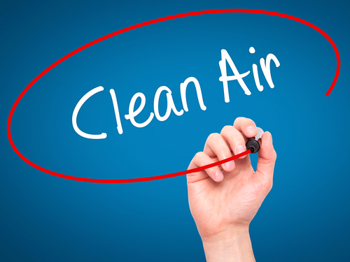 Clean Air with Warner Heating and Air