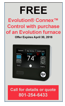 Evolution-Connex-Control-FREE-Special-Offer-with-Evolution-Furnace-Purchase-Warner-Heating-and-Air-Utah