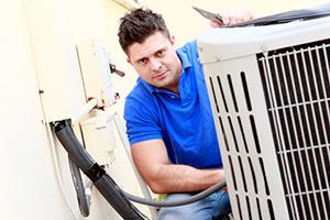 Frozen-Air-Conditioner-Repair-Warner-Heating-&-Air-Tech-Riverton-Utah